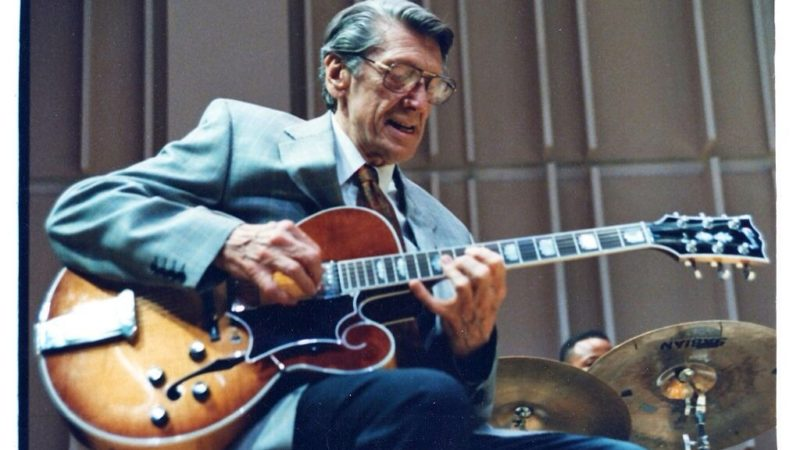 The New York Times Weighs in on JVC Festival Tribute to Tal Farlow