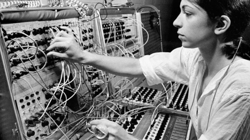 Suzanne Ciani mentioned in The New York Times
