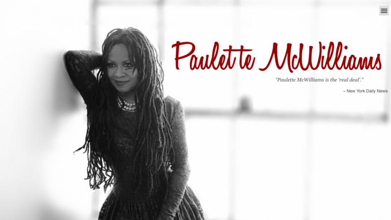 Paulette McWilliams Interviewed on ABC TV
