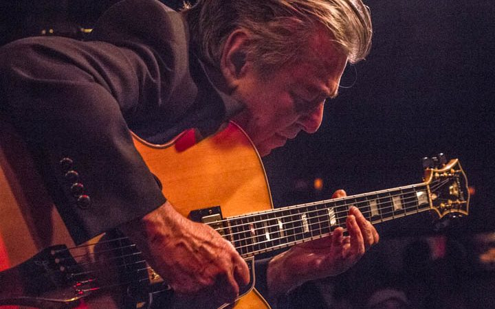 Acclaimed Guitarist Jack Wilkins to Celebrate 70th Birthday With A Little Help From His Friends