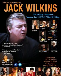 2014(July 1st,Jack Wilkins)