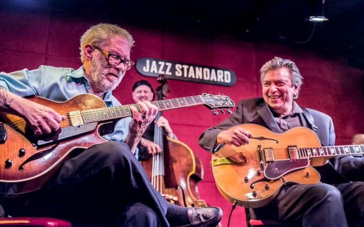 Jack Wilkins' Birthday Bash Receives a Glowing Review from Downbeat Magazine