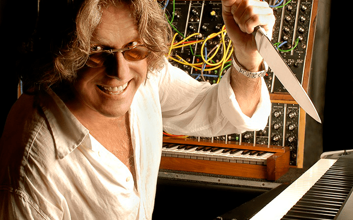 """Music Was His Life:"" RIP Keith Emerson"