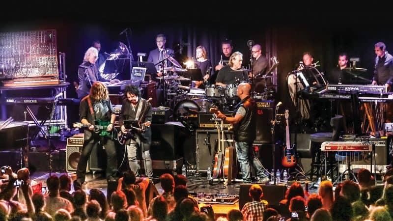 Musicians Join Forces to Pay Tribute to Keith Emerson at El Rey
