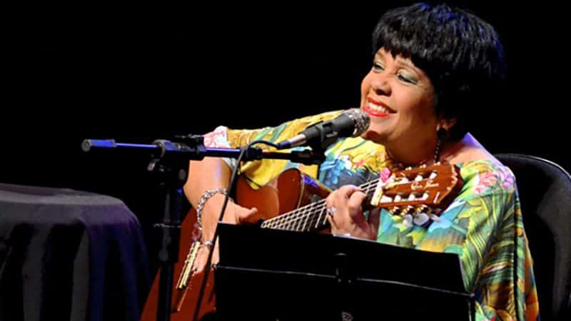 Brazilian Songstress Rosa Passos Returns to the US After Decade-Long Absence