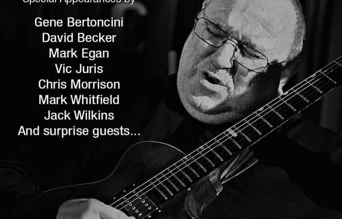 Musicians Join Forces to Celebrate Acclaimed Guitarist Joe Diorio's 80th Birthday