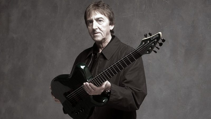 Fusion Guitarist Allan Holdsworth Dead at 70