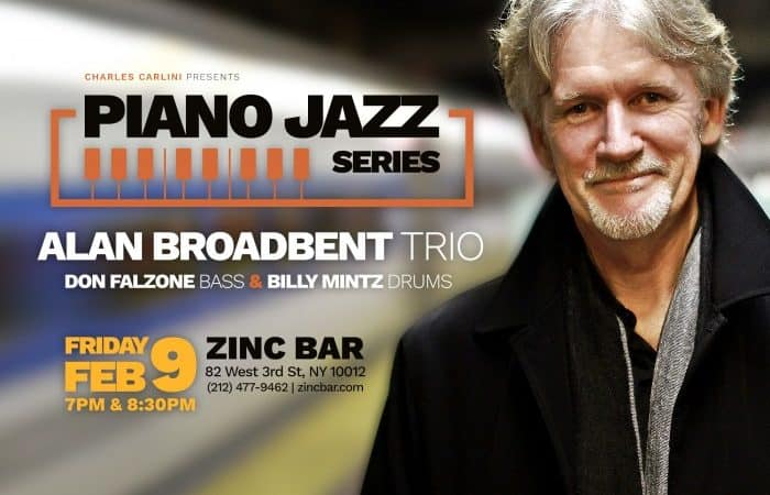 In Touch Entertainment Launches Jazz Piano Series