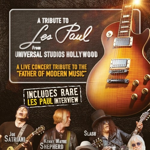 A Tribute to Les Paul: Live from Universal Studios Hollywood