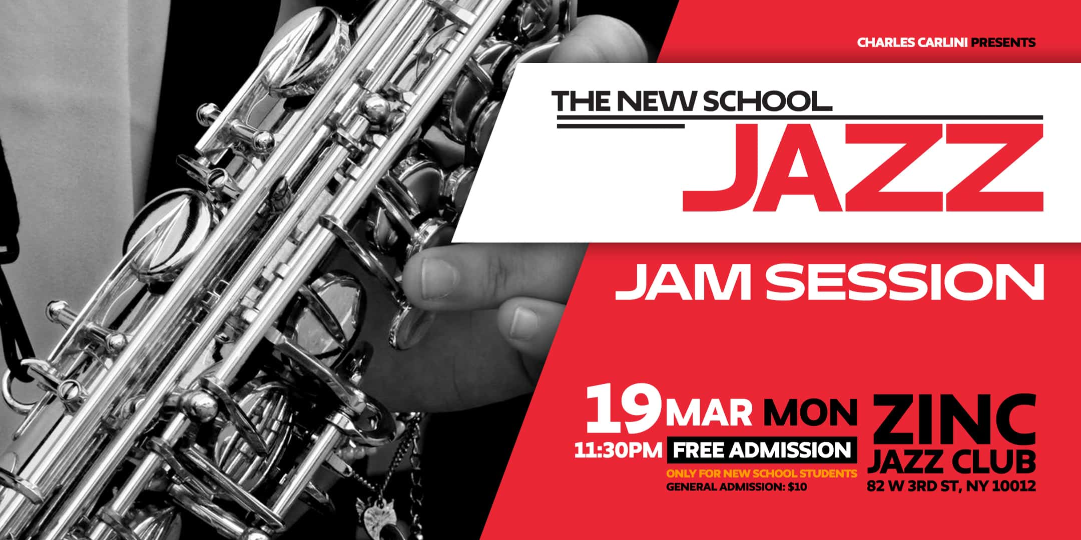 The New School Jazz Jam Session | In Touch Entertainment
