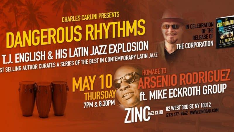 Bestselling Author T.J. English To Host New York Latin Jazz Series