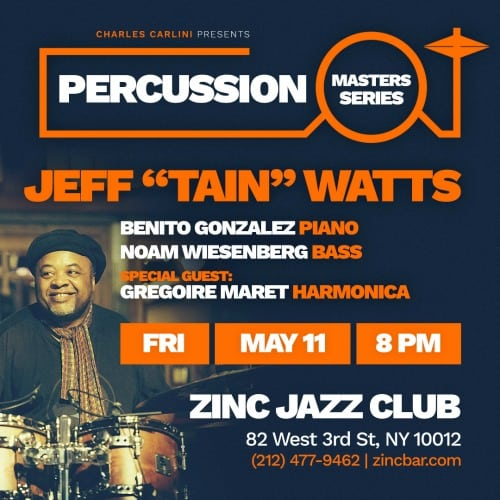 Percussion Masters Series