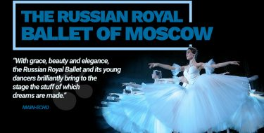 In Touch Entertainment Adds The Russian Royal Ballet to its Roster of World-Class Artists