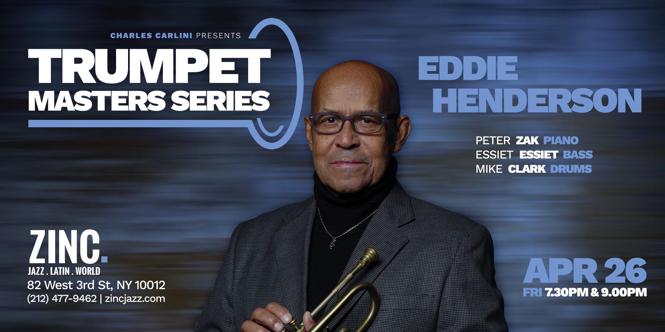 Trumpet Masters Series: Eddie Henderson Quartet