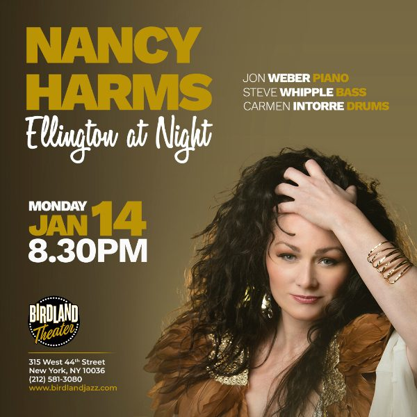 Nancy Harms – Ellington at Night