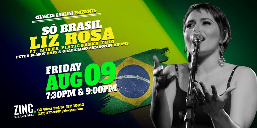 Só Brasil: Liz Rosa