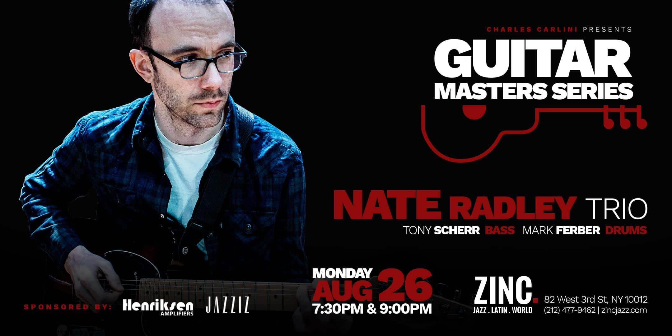 Guitar Masters Series: Nate Radley