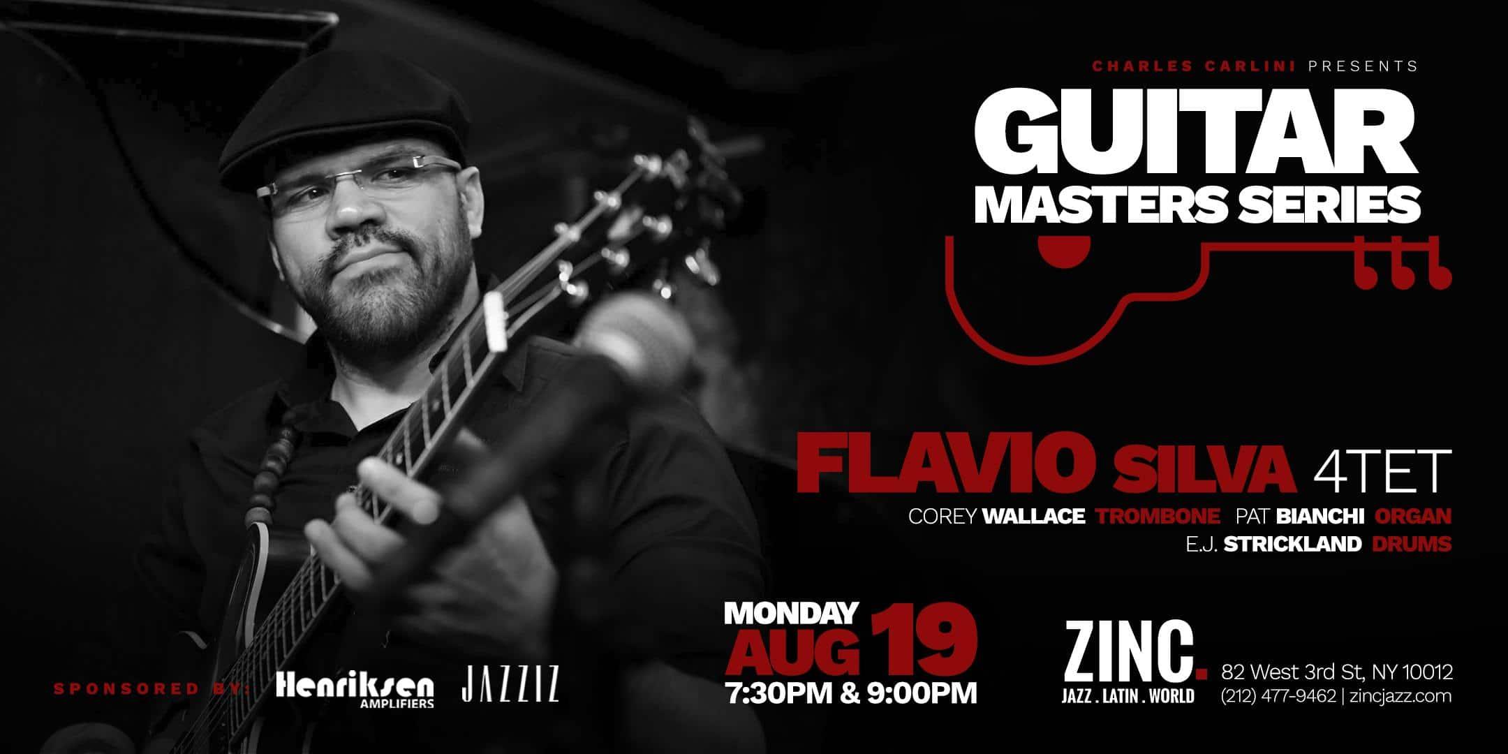 Guitar Masters Series: Flavio Silva
