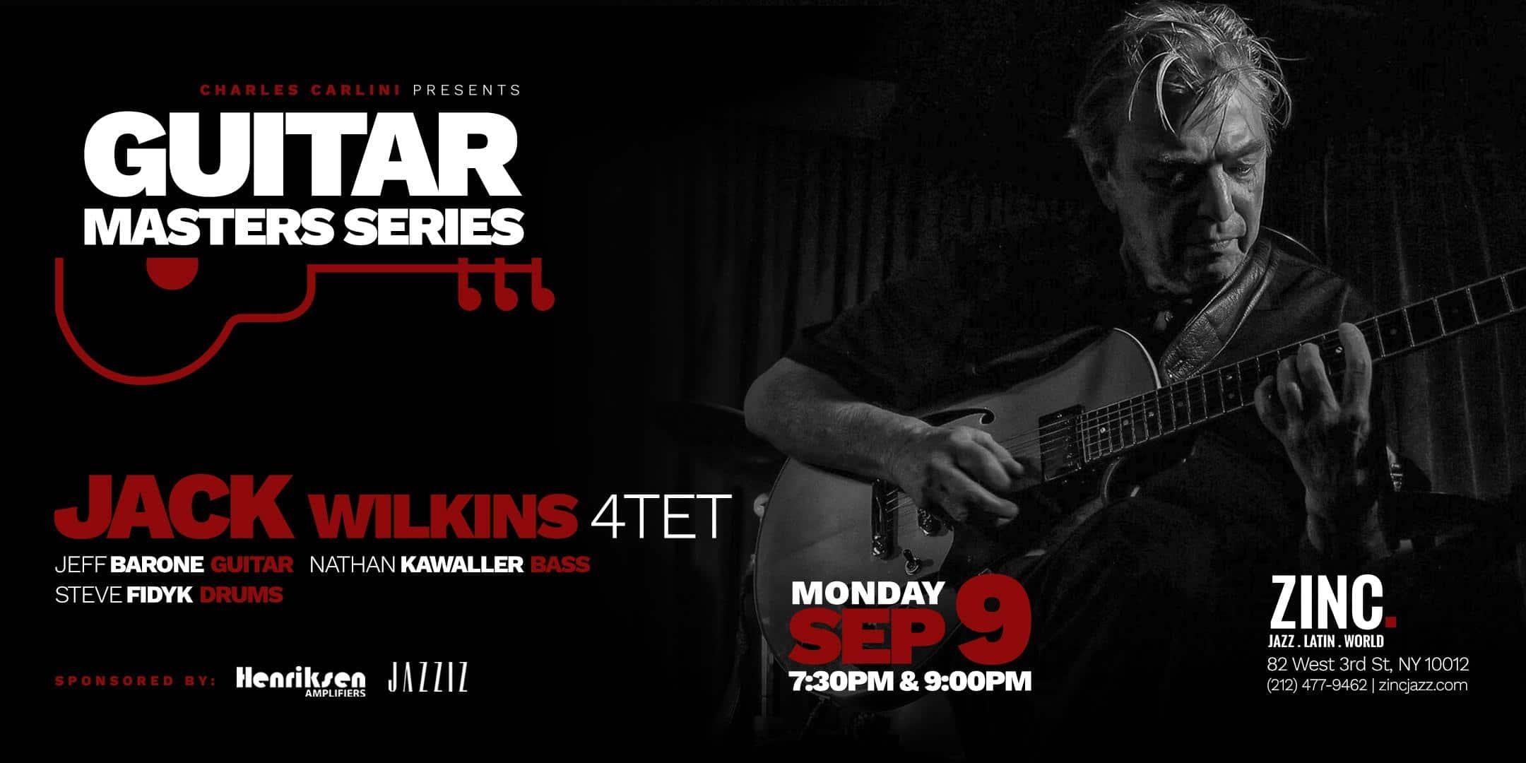 Guitar Masters Series: Jack Wilkins
