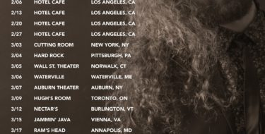 Bassist and vocalist Casey Abrams to Embark on Spring Tour in Support of Latest EP